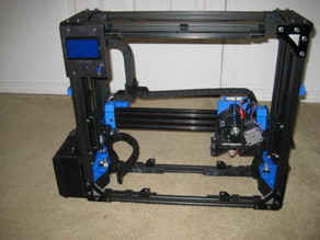 Lightbars 4.0 for extrusion based 3d printers