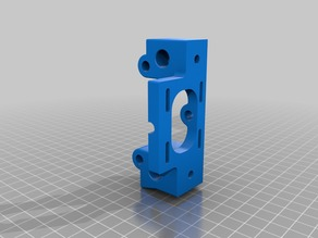 Modified parts for LULZBOT TAZ4
