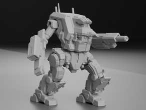 "Ice Ferret Prime, AKA ""Fenris"" for Battletech"