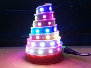BlinkyTape Cone