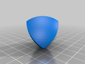 Tetrahedral Solid of Constant Width
