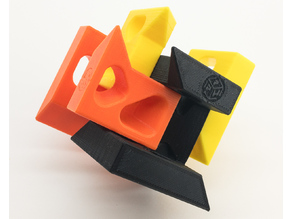 Slideways Cube Puzzle