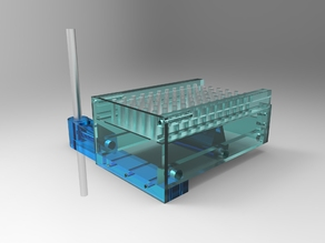 Resin Extraction System for Uncia DLP 3d Printer