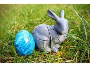 3D Bunny Puzzle