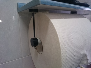 KITCHEN PAPER INDUSTRIAL SPINDLE / SPOOL HOLDER