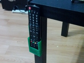 Mounting Bracket for LG TV Remote