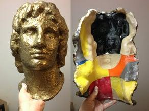 Cupcake Alexander the Great