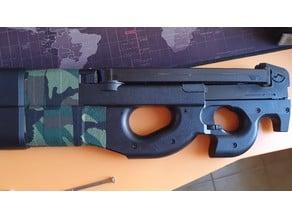 Upper p90 flat mod