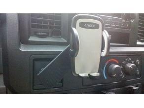 Dodge Ram 2008 Anker Phone Holder Extension