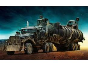 Mad Max oil truck