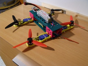 QuadroCopter - 250 size