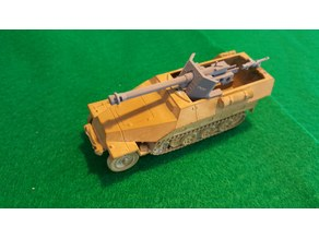 Weapon Pack for German Sd. Kfz. 251 Hanomag - 28mm