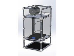 Creality CR-10s Pro Enclosure