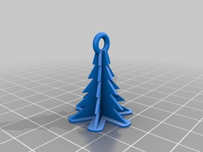 My Customized Christmas Tree with Branches- Customizer version2