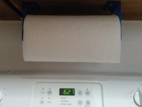 Paper Towel Holder - Under Cabinet