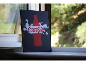 CocaCola - Coke Stencil