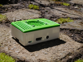 | TIKO | The Raspberry Pi Case w/ Fan
