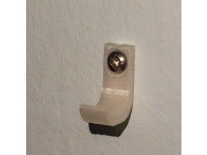 simple scad hook
