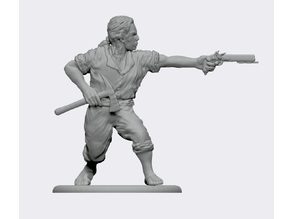 32mm Colonial Sailor Generic