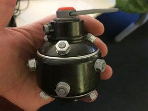 Star Wars Battlefront - Impact Grenade