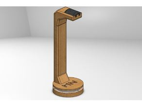 LED Headphone Stand