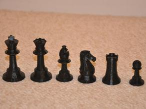 Classic Chess Set from glChess