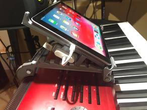 Korg Kronos Ipad Nanopad holder slider