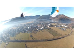 Follow Cam / Chase Cam for paragliding by Vari'Up