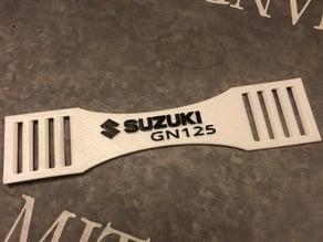 Suzuki GN125 Battery Strap