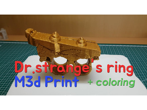 Dr. Strange's  Slinger ring