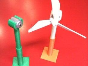 Wind Turbine Stand