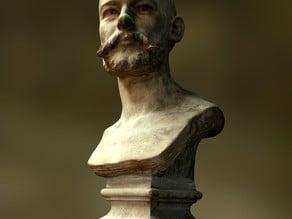 Bust of Charles-Joseph Tissot