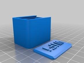 Runcam Switch wifi Customized Round Box with Lid