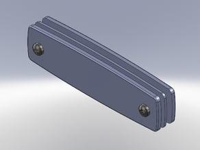 Swiss-Knife Key Ring / Key Holder v2.0