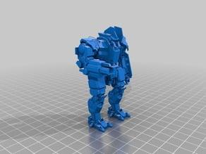 MWO Mechwarrior Centurion