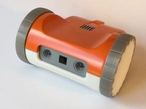 ZeroBot Pro - Raspberry FPV Robot