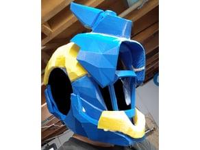 Destiny 1 Warlock helmet