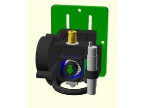 GREEN MAMBA extruder head