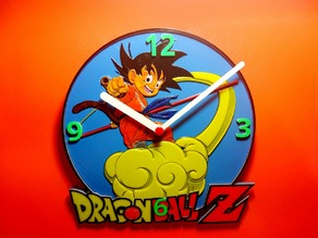-------Reloj Dragon Ball Z-------