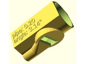 parametric flue pipe '0.20'