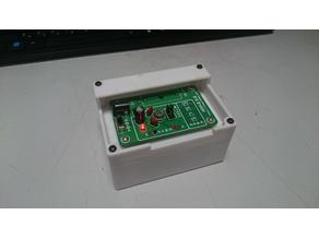 Holder for AD584 Voltage Reference module