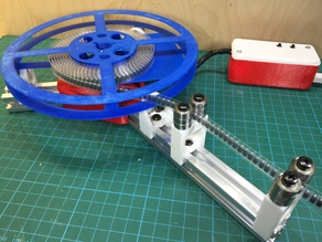 Motorized SMD Reel Loader