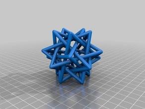 Interlocked Tetrahedron