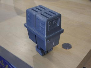 "GNK ""Gonk"" Droid X-Wing Movement Template Holder"