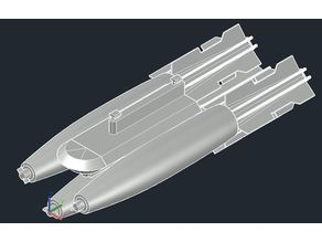BRU-42 for Freewing F-4