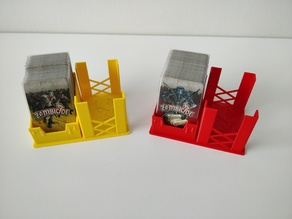 Zombicide Green Horde - Card Tray