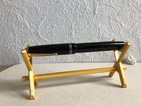 Fountain pen holder