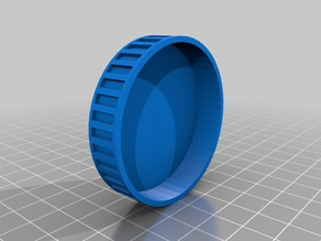 Parametric Lens Caps