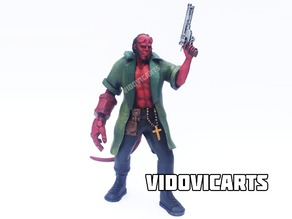 Hellboy (With Jacket)