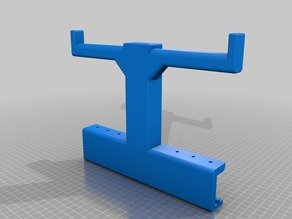 Spool Holder 20x20 and 20x40 extrusion